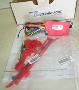 Electronic Foot